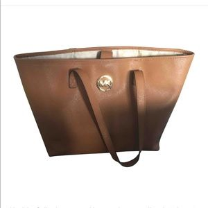 Michael Kors Camel Extra Large Tote